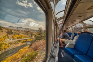 Amtrak Is Offering 50% Off Tickets on Some of Its Best Routes to See Fall Foliage