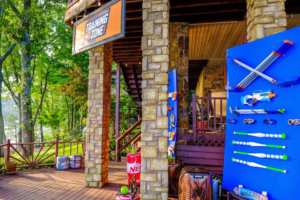 This Nerf-themed Vacation Rental Has Go Karts, a Water Trampoline, and More Fun